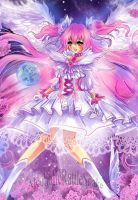Madoka Goddess by AlcoholicRattleSnake