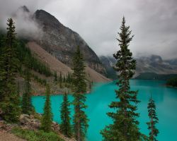 Lake Moraine by EvaMcDermott