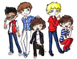 One Direction by Namine17