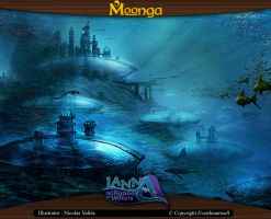 Moonga - Kingdom of Waters Palace by moonga