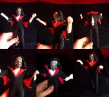 Mego Morbius WIP by ayelid