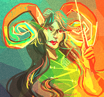 + [Homestuck] [Request] Handmaid + by SignIess