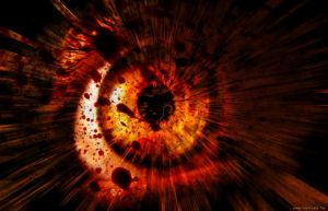 Eye Of Terror by donzee