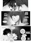 Death Note Doujinshi Page 98 by Shaami