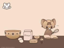 Cookin Mo Wallpaper by lafhaha