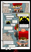 June Coyote Comic. Page 32 by Virus-20