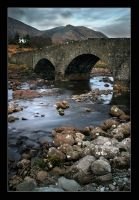 Sligachan Bridge by lucias-tears