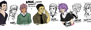 AMOC Sketch requests by aomaoe