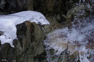 'Icy waterfall' by SuzyQ54