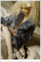 All fur coat and no knickers by lulufae