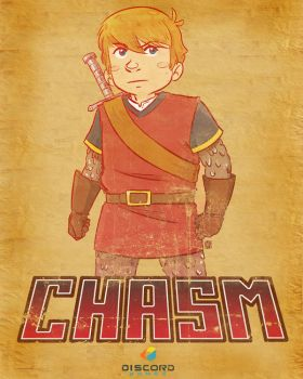 Chasm by TeegKetchen