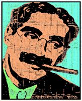 GROUCHO-THREE by griffinpassant