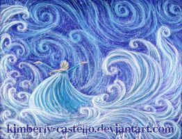Disney's Frozen .:Let the Storm Rage On:. by kimberly-castello