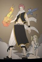 Fairy Tail by osy057