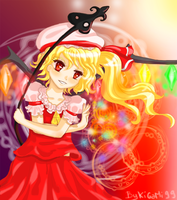 Flandre Scarlet by KiGaMin