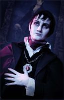 Barnabas Collins by MissTrisi