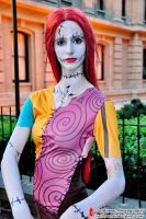 Sally Cosplay by JailBreakDesigns