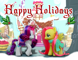 Happy Holidays Everypony by Wes-the-Crayon