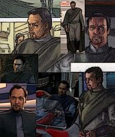 Collage of Bail Organa by LadyIlona1984