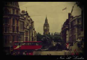 New old  London by maremerald