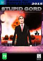 Stupid Gord IV game poster by ThatSpecialRussian