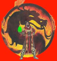 SHANG TSUNG by edithemad