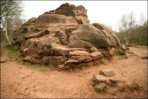 Thors Rock -Thurstaston,Wirral by peterpiperpinhole