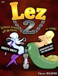 Lez 2 Cover -censored- by CheezyWEAPON
