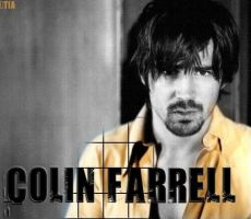 Colin Farrell. by tiaBoo