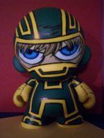 Munny Kick-Ass by KidNotorious