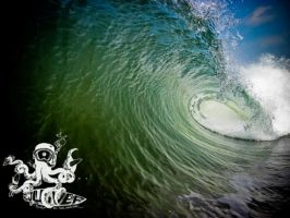 Wave barrel by Quiversurf