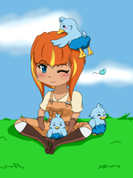 HPM: Duckletts Everywhere! by Rosbelle