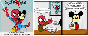 Marvel and Disney, a match made in heaven by grossboy