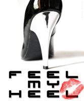 Feel My Heel by arrikitukis