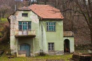 Abandoned House 4 by bhorwat