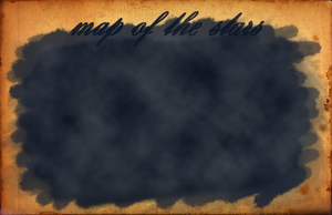 LONN map of the stars -blank page- by moonlightartistry
