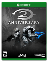 Halo 2 Anniversary [Box Art 2014] by F1yingPinapp1e