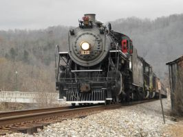 630 Marshall NC by Mid-MichiganRR24GP9
