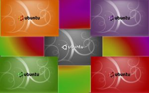 Ubuntu Wallpaper Pack by JE1403