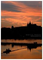XCIV. ..Magical Prague by behherit
