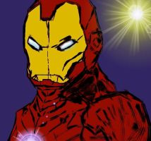 Ironman colored2 by Seitira