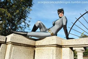 catwoman by ScorpioConceptDesign