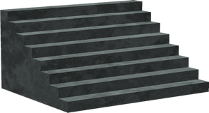 Steps Grey Png Clipart by clipartcotttage