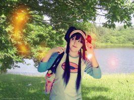 Mei / Rosa ~ Pokemon Black and White 2 Cosplay by MinnieOtakuDreamer