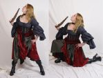 Anne Bonny by lindowyn-stock