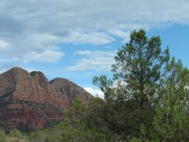 Sedona Red Rock 2 by TRANS4MATICA