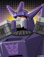 Galvatron by AJSabino