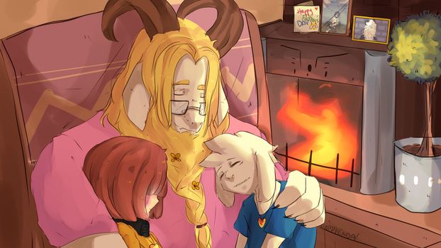 Father's Day by HappYEnDay