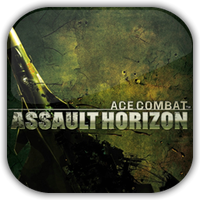 Ace Combat: Assault Horizon Game Icon by Wolfangraul