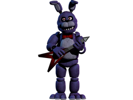 Bonnie the Bunny by GaboCOart